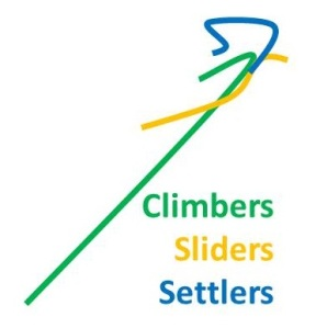 Climbers Sliders Settlers